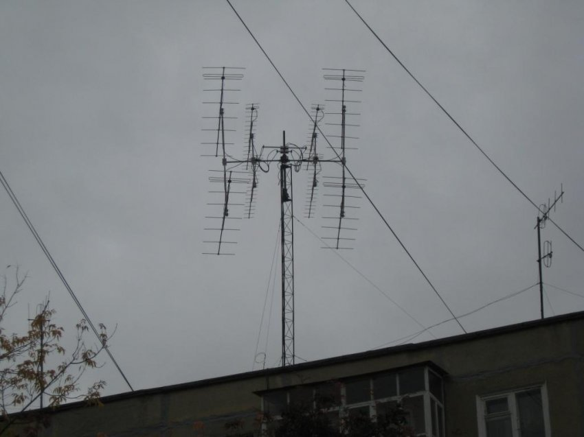 Антенная система RU4SD