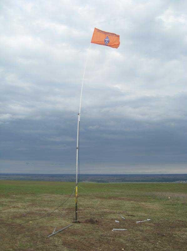 СВЧ-контест на Чукшинской горе